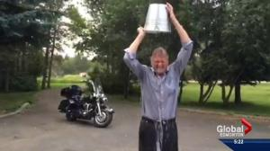 The success of the ALS ice bucket challenge